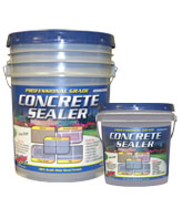 Concrete Sealer Photo