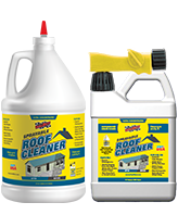 Ultra Concentrated Sprayable Roof Cleaner Photo